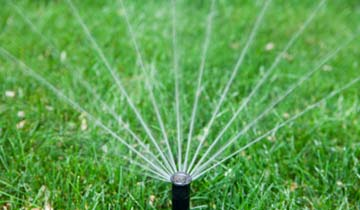 Vancouver Irrigation
